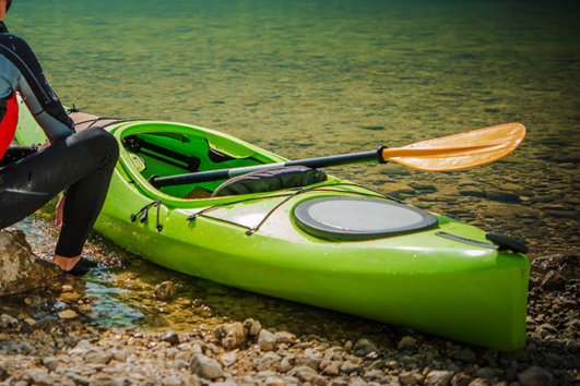 Touring Kayak in Spain