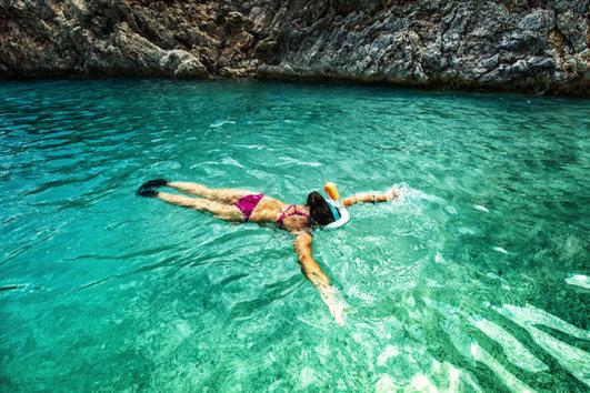 Snorkel in Spain