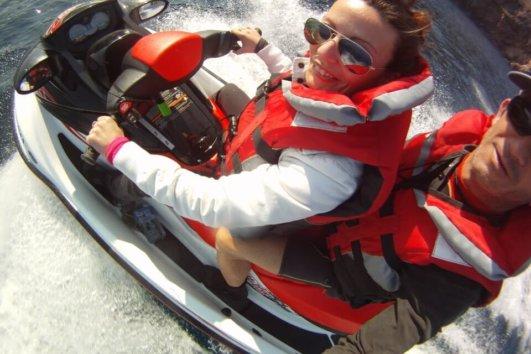 Jet Ski in Spain